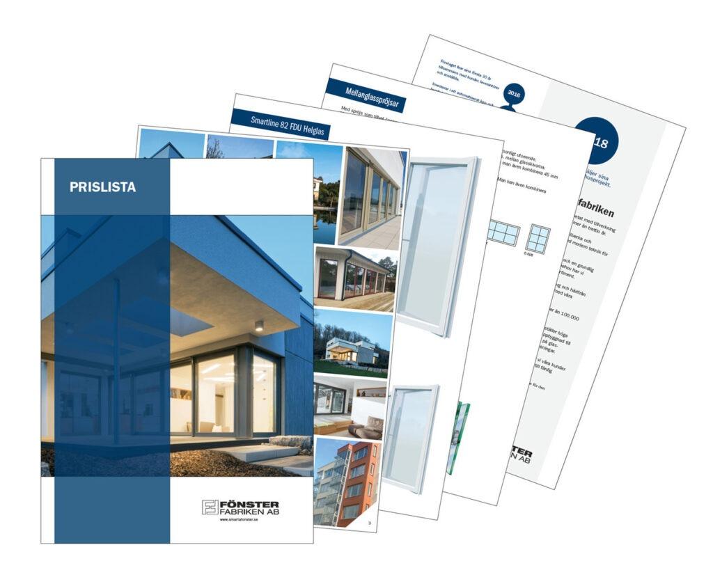 Fönsterfabriken katalog