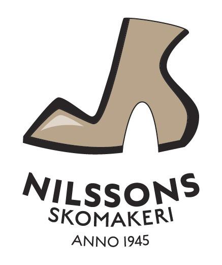 Nilssons Skomakeri logotyp