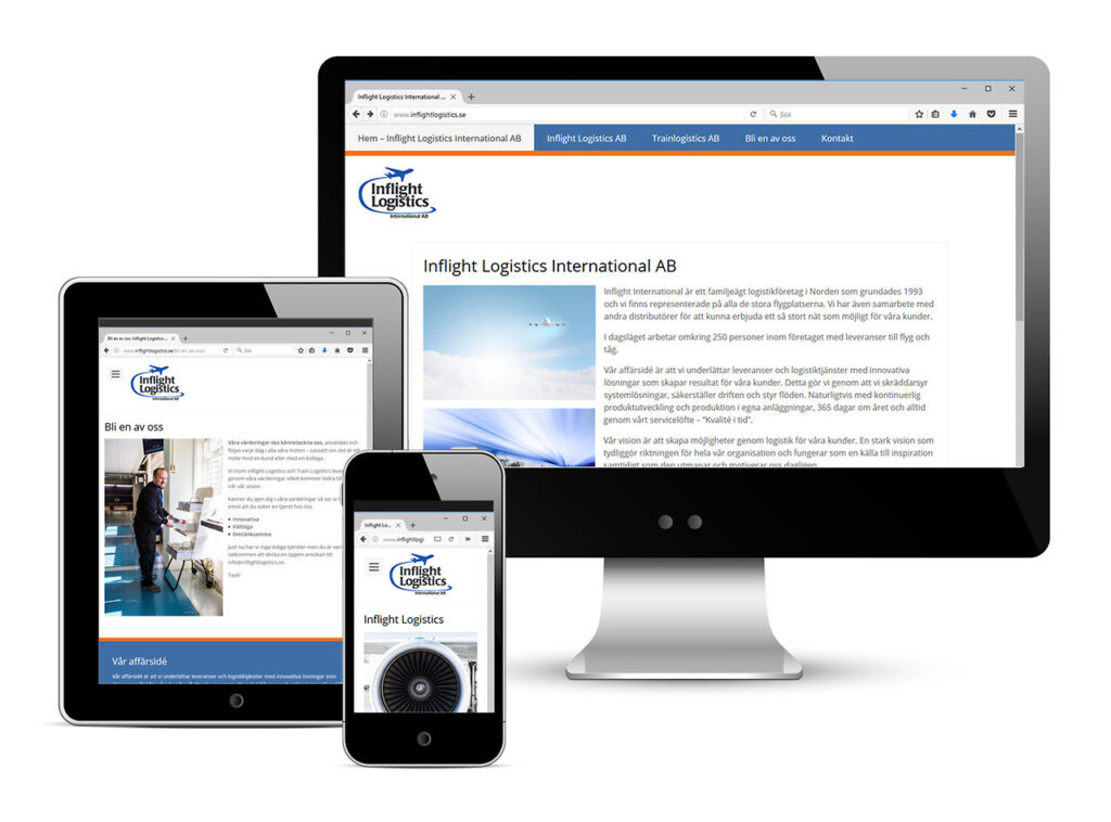 Inflightlogistics web
