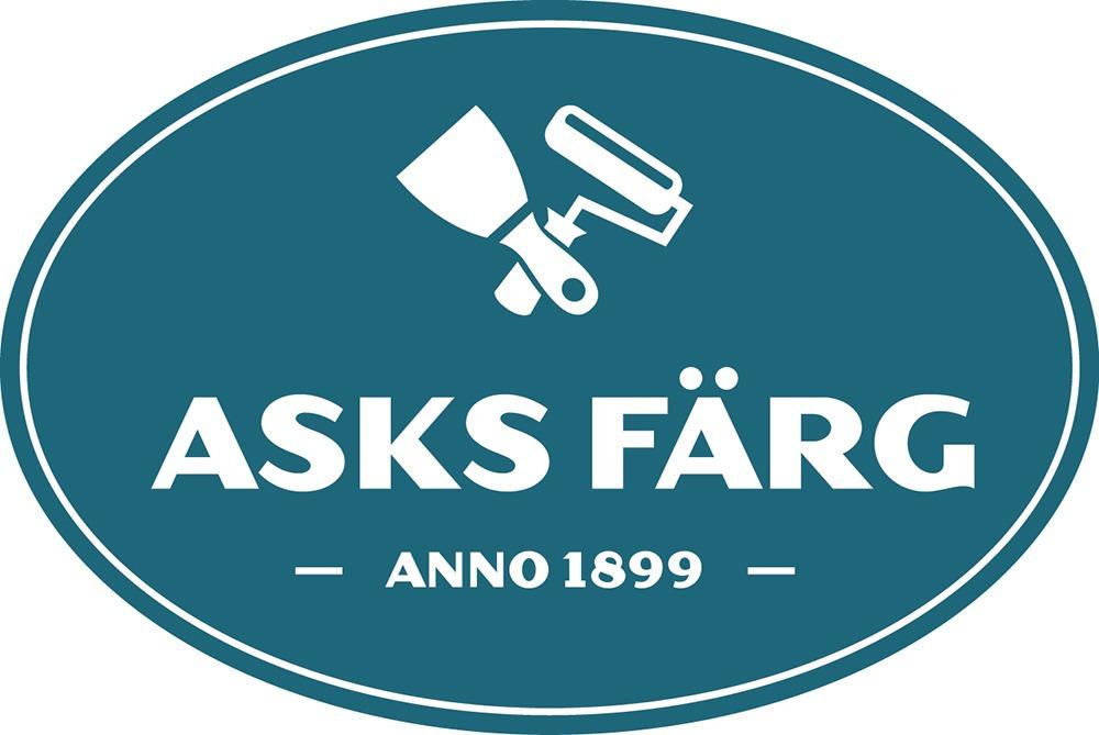 Asks Färg logotyp