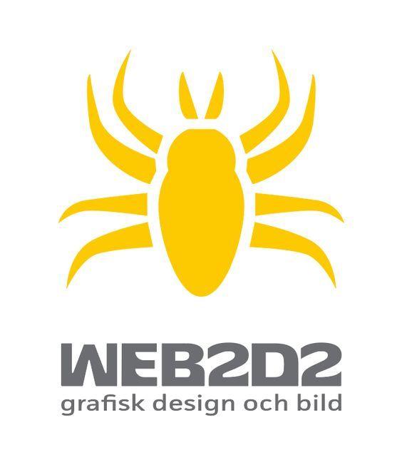Web2d2 logotyp