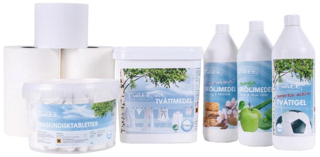 Tvättmästarn produktfoto
