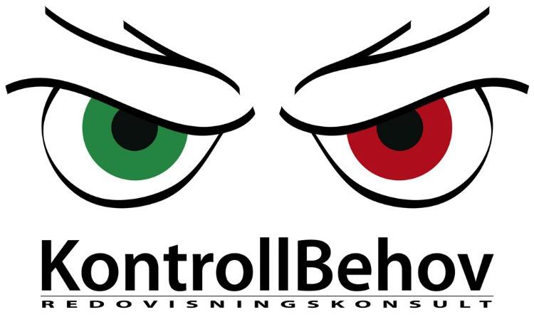 Kontrollbehov logotyp