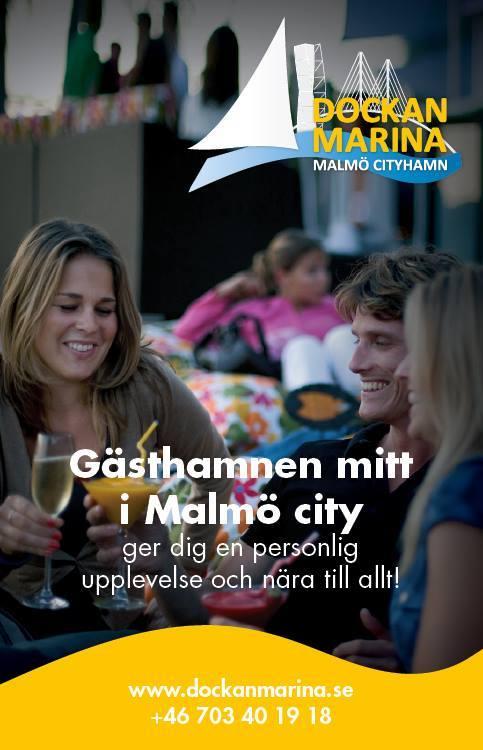 Dockan Marina annons