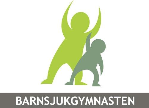 Barnsjukgymnasten logotyp