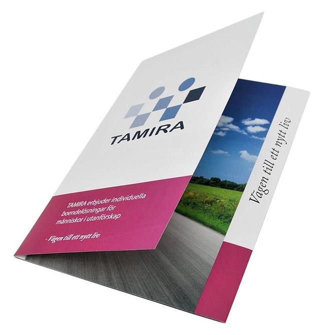 Tamira folder
