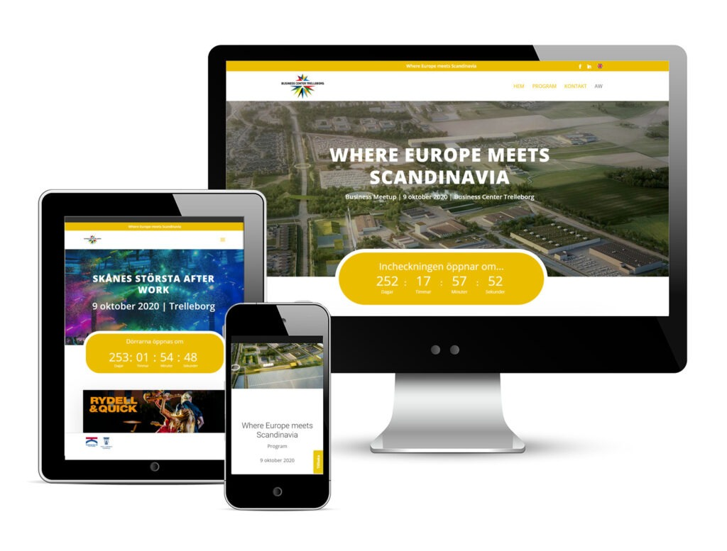 Business Center Trelleborg web