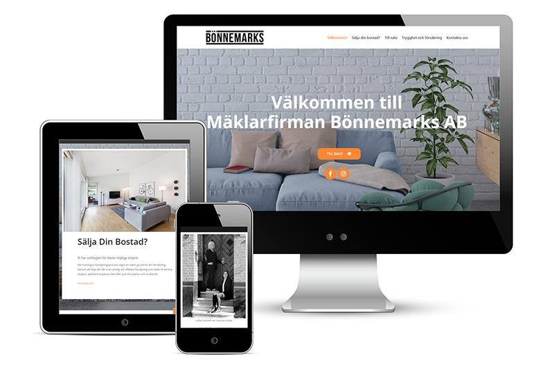 Webdesign och hemsidor
