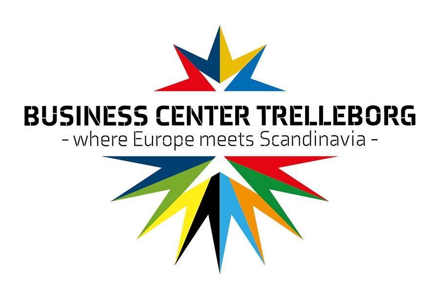 Business Center Trelleborg logotyp