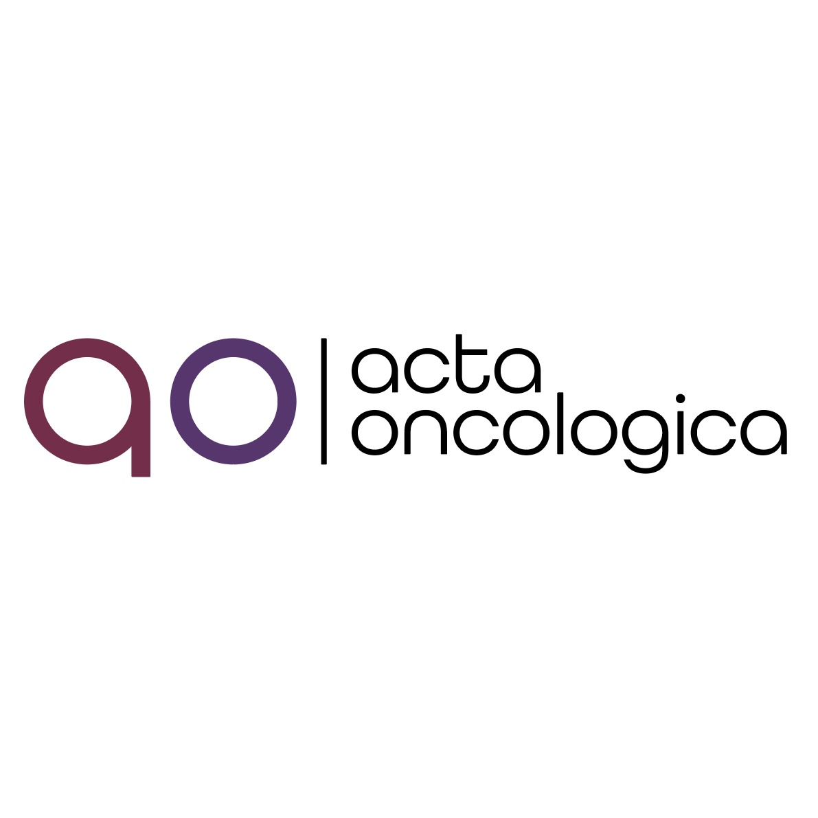 Acta Oncologica logotyp