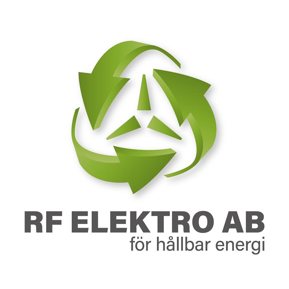 RF Elektro AB logotyp