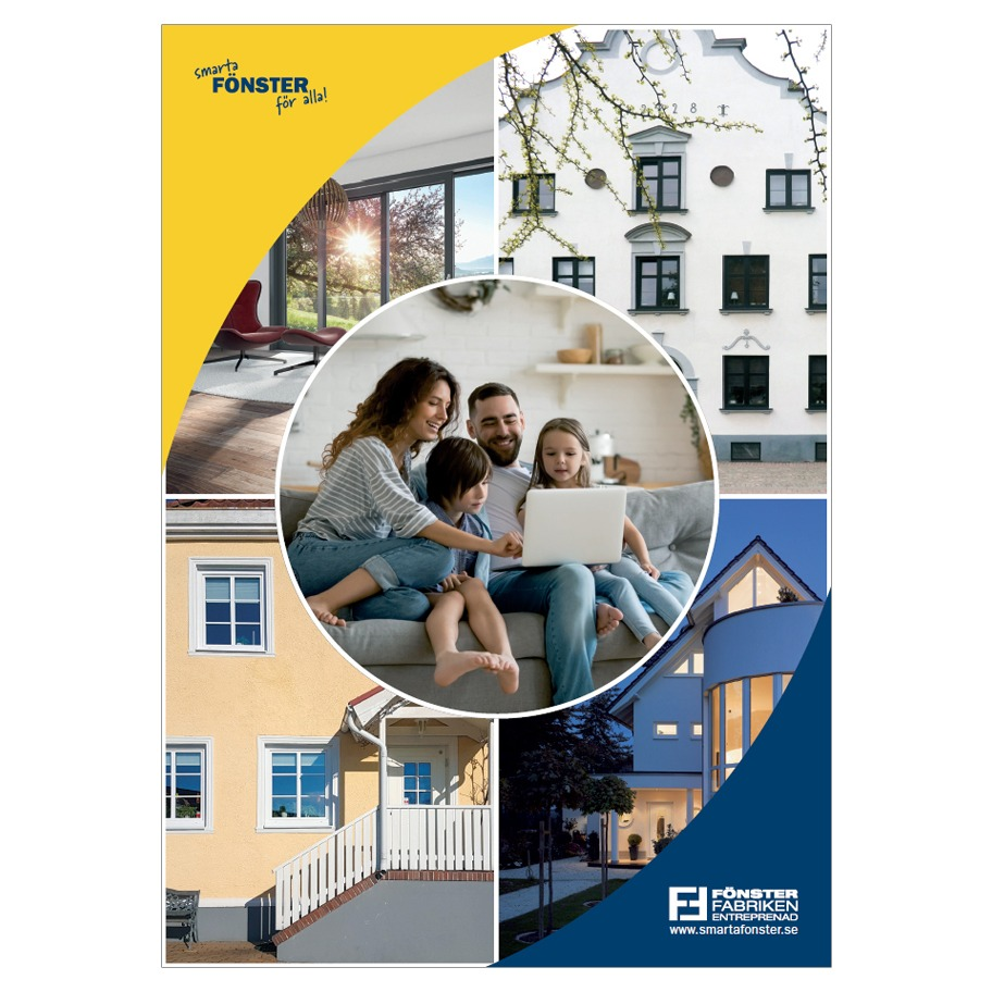 Fönsterfabriken AB - Folder