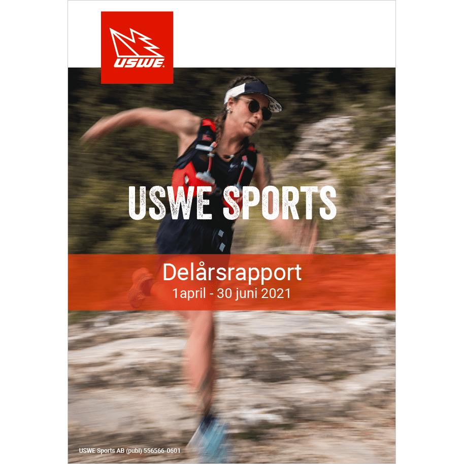 USWE Sports AB - delårsrapport